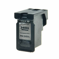 1PK 240XL Black Ink Cartridge Compatible for Canon PIXMA MX452 MX459 MX472 MX522