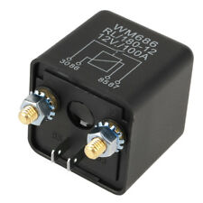 12V 100A Normal Open Heavy Duty Car Starter Relay for Control Battery ON/OFF ark