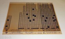 Microfich Ersatzteilkatalog Lancia Dedra I.E. / TB - I.E. / TB. Integrale 11/93