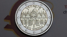 2 euro fdc 2017 ITALIA 400 San Marco Venezia italie italy italien Италия Włochy