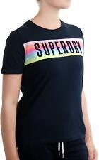 Superdry Super Block Rainbow Panel T-Shirt