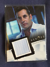 HEROES Archives - Adrian Pasdar as Nathan Petrelli Costume Relic Card