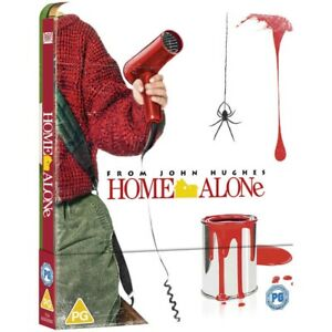 Home Alone 30th Anniversary Limited Edition 4K Ultra HD Brand New Steelbook