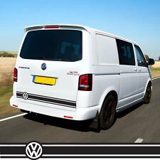 VW Transporter Camper Van Caravelle Rayas Calcomanías Gráficos Pegatinas T4 T5 Caddy