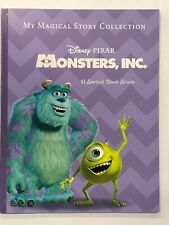 Monsters Inc - Disney Pixar - My Magical Story Collection