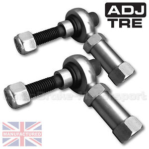 FITS FORD COSWORTH 4x4 FORMULA TRACK ROD ENDS (PAIR) - CMB0282