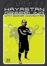 Hayastan Grappling 2 DVD Set by Gokor Chivichyan BJJ MMA Sambo