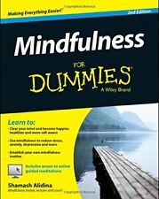 Mindfulness For Dummies (For Dummies (Religion & Spirituality) By Shamash Alid