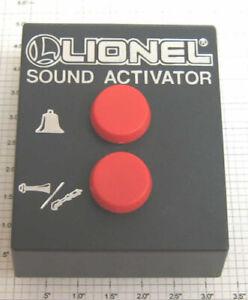 Lionel 818-2115-1 G Scale Sound Activator Button w/ Box