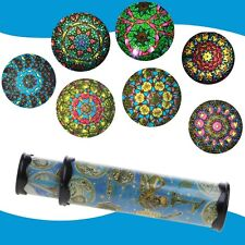 Pop Kaleidoscope Children Toys Kids Educational Science Toy Classic 30CM New