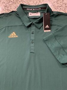 NEW Men's ADIDAS Golf Polo Shirt Sz 4 XL