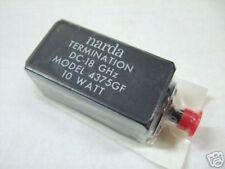 Narda Coaxial Termination 4375GF DC-18 GHZ 10 Watt NEW