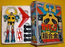 GAIKING Daiku Maryu GA-51 ST METAL POPY ROBOT JAPAN BOX CHOGOKIN NAGAI G'70 TOEI