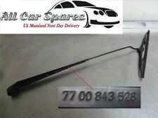 Renault Scenic Wiper Arm & Blade Passenger Side Front Mk1 7700843528