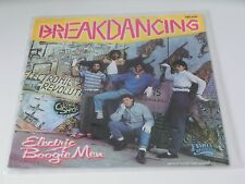 Breakdancing Electric Boogie Men family records 7 Inch