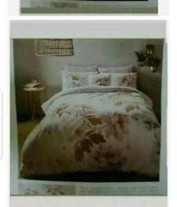 TED BAKER Butterscotch 2 x Housewife Pillowcases - Pair - BNIP
