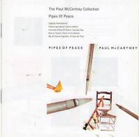 PAUL MCCARTNEY COLLECTION - PIPES OF PEACE RARE CD Jewel Case+GIFT Beatles Wings