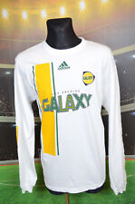 LOS ANGELES LA GALAXY ADIDAS VTG VINTAGE FOOTBALL SHIRT (L) JERSEY TOP COTTON