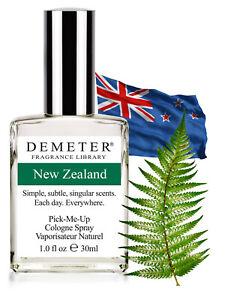 BNIB DEMETER New Zealand Pick Me Up Cologne Spray 30ML - Unisex Fragrance