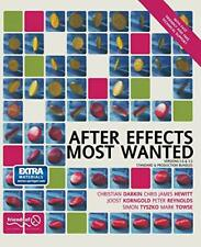 After Effects Most Wanted. Reynolds, Lee New 9781590591635 Fast Free Shipping.#