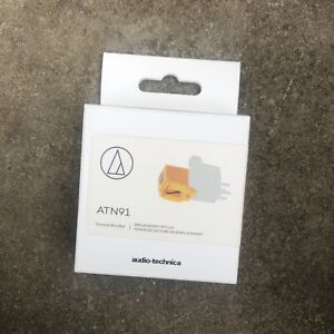 Audio-Technica ATN91 Replacement Stylus - Conical Bonded Japan NIB