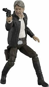 S.H.Figuarts Han Solo (Star Wars: The Force Awakens) Japan NEW