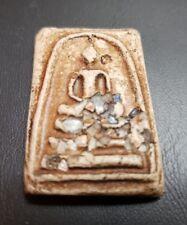 Old Somdej Thailand Buddhist Temple Amulet