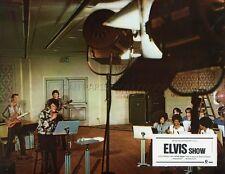 ELVIS PRESLEY  ELVIS: THAT'S THE WAY IT IS 1970 SHOW  VINTAGE LOBBY CARD #9