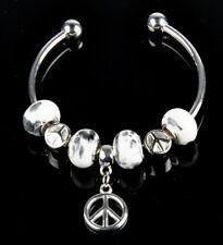 1pc beautiful charm bracelet fit porcelain beads S-A59