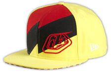 Troy Lee Designs Hat Nova Yellow Osfa