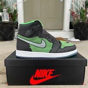 Nike Air Jordan 1 High Zoom 'Zen Green' Size 8 SKU CK6637-002