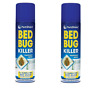 2 x Bed Bug Killer Spray Pest Control Highly Effective Remove Kills Bugs 200ml