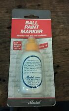 Markal 84601 - Yellow Ball Paint Marker® - Low Corrosion Colors