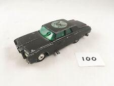 RARE VINTAGE CORGI TOYS # 268 GREEN HORNET BLACK BEAUTY DIECAST CAR 1967
