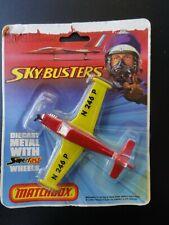 Matchbox SKY BUSTERS SB-19 Piper Commanche  NEU-OVP