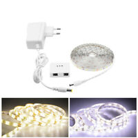 Waterproof Flexible 1M-5M LED Strip Light With Dimmable Hand Sweep Sensor Switch