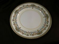 "Aynsley Henley Smooth 10 5/8"" Dinner Plate Green Logo large"