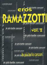 Eros ramazzotti vol 2