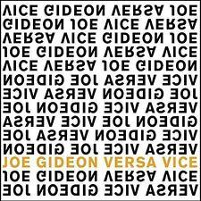 JOE GIDEON - VERSA VICE NEW CD