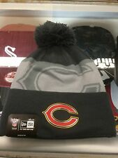 Chicago Bears New Era Gold Collection Knit Hat, NWT