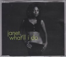 Janet - What'll I Do - CD (2 x Track 8927972 1993)
