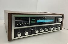 TEAC AG-6500 Monster Stereo Receiver 100 Watts RMS Vintage 1972 - FM Not Working
