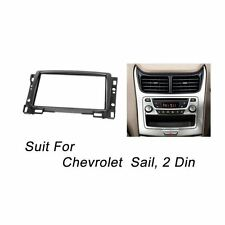 Double Din Car Stereo Fascia Fitting Kit For Chevrolet Sail 2010-2016