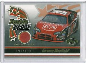2006 Wheels American Thunder Pushin' Pedal #PP9 Jeremy Mayfield   191/199