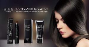 KIWABI TOKYO Root Vanish By Kazumi Treatment Brush Hair Color Dyeing 150ml / 20g