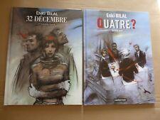 """Le Sommeil du Monstre:  T2 - """"32 Décembre"""" + T4 - """"Quatre? """""""