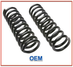 2 Coil Springs ACDELCO FRONT for Buick Chevy Pontiac OEM # 88913315
