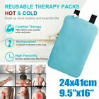 Reusable Cold Pack Ice Gel Wrap for Back Waist Pain Relief Therapy Large Size