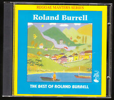 ROLAND BURRELL - THE BEST OF ROLAND BURRELL - 10 TRACKS - UNPLAYED CD ALBUM