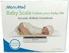 Mom Med Digital Baby Scale Weight Height Measuring 220lb Max